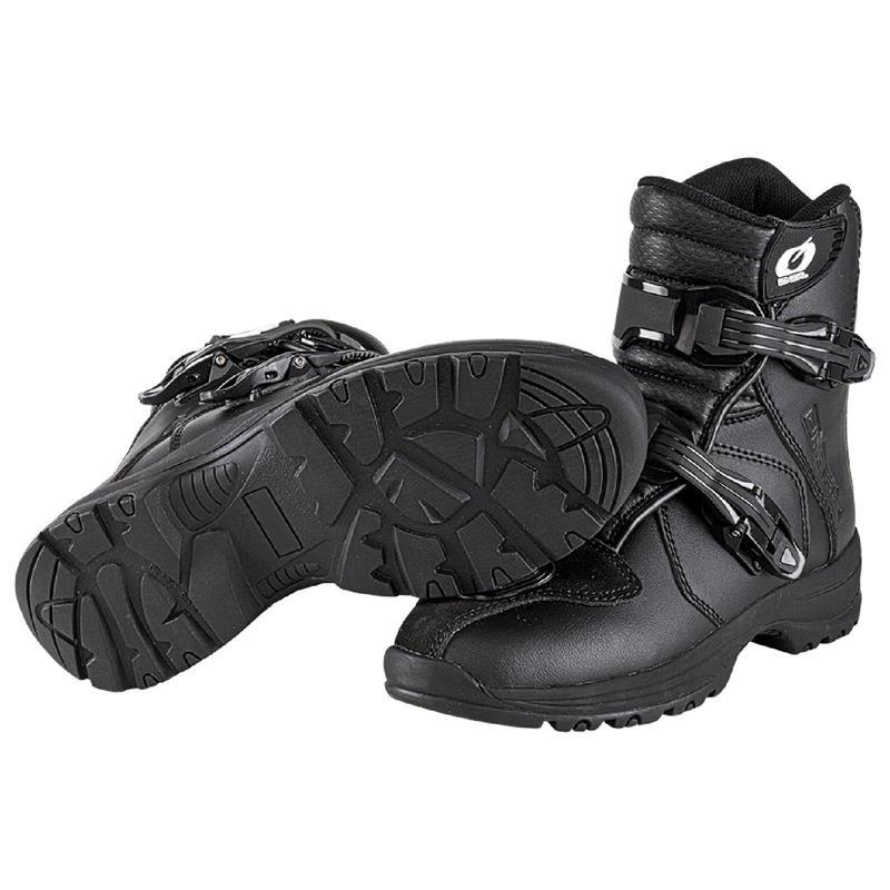 O'NEAL Unisex Motocross Stiefel Rider Boot Shorty, Schwarz
