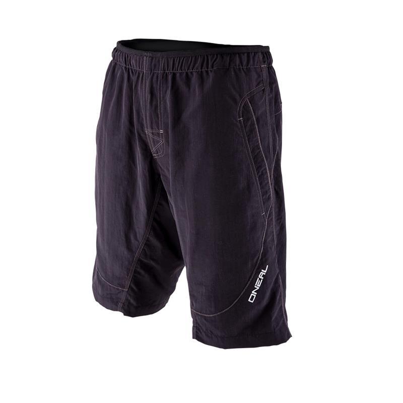 O'NEAL Herren Downhill Shorts Sedona, Schwarz