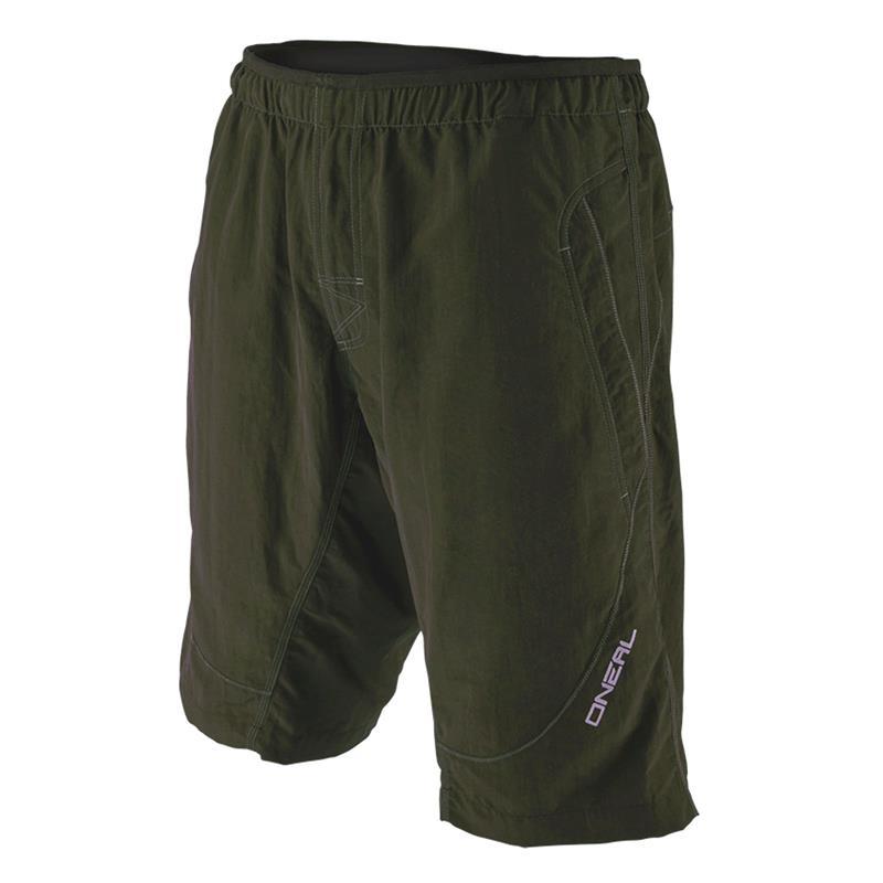 O'Neal Herren Downhill Shorts Sedona, Grün