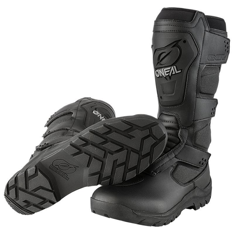 O'Neal Unisex Motocross Stiefel Sierra Boot, Schwarz