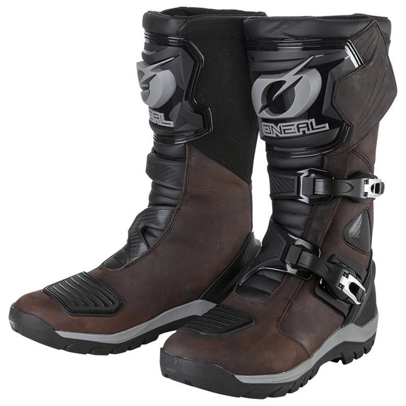 O'Neal Unisex Motocross Stiefel Sierra Pro Boot, Braun