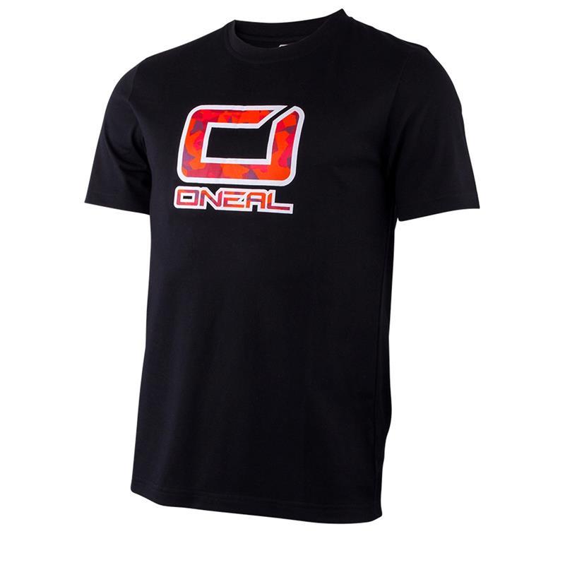 O'Neal Unisex T-Shirt Slickrock, Rot