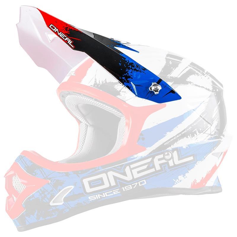 O'Neal Helmschirm 3Series Shocker Visor