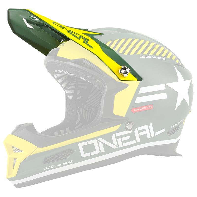 O'NEAL Helmschirm Fury RL Afterburner Visor