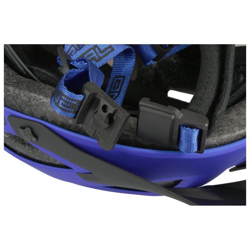 O'Neal Fahrradhelm Thunderball Solid, Blau