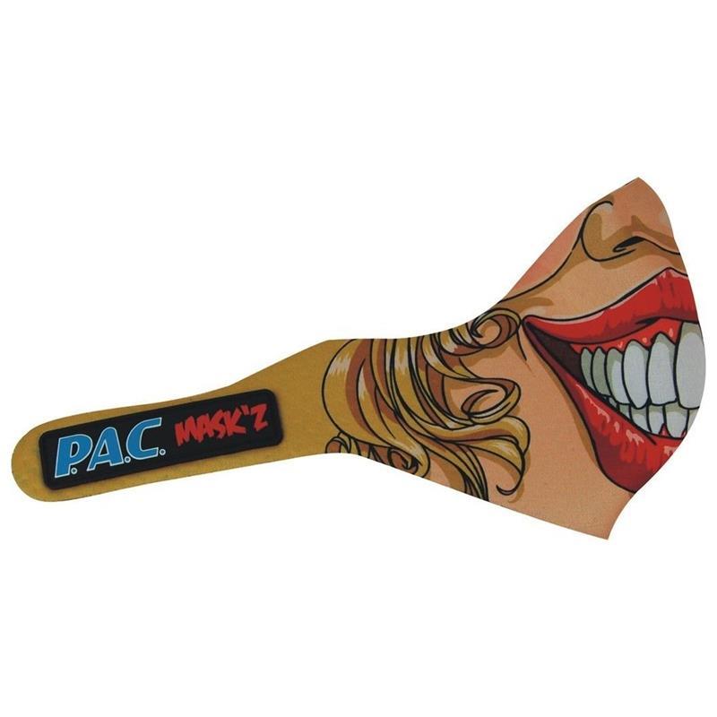 PAC Gesichtsschutz Maskz, Mehrfarbig