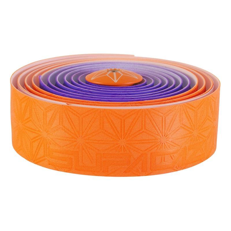 Supacaz Lenkerband Super Sticky Kush, Orange Lila