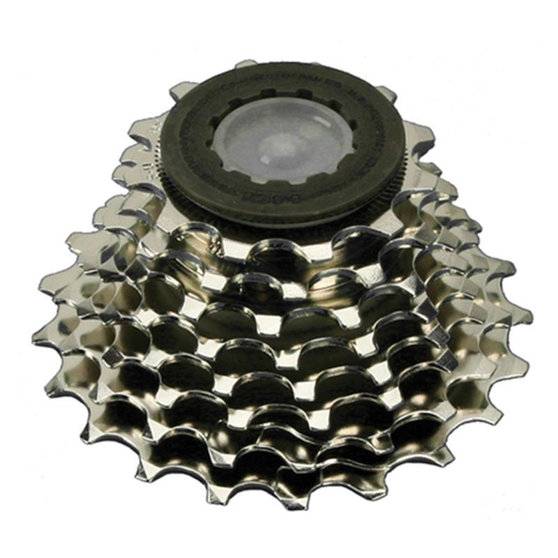 Shimano Zahnkranz Kassette HG-50 12-25 Zähne 9-fach, Silber