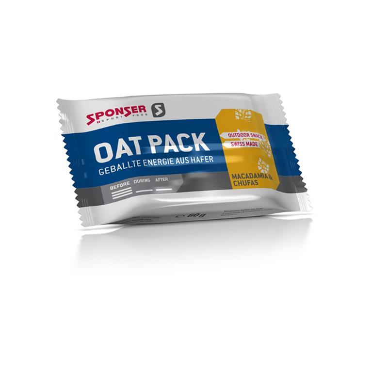 Sponser Oat Pack Macadamia, 1x 60g