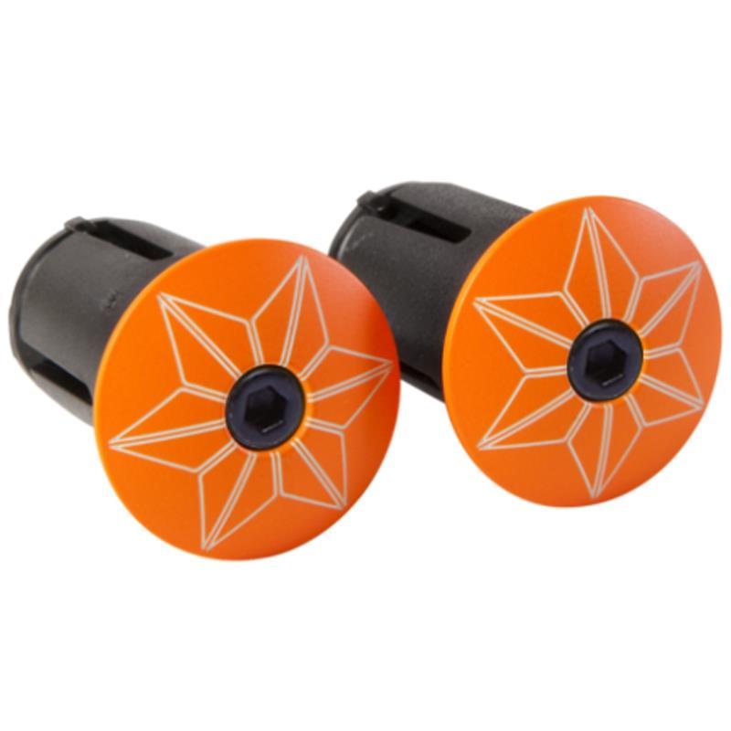 Supacaz Lenkerband Super Sticky Kush, Schwarz Orange