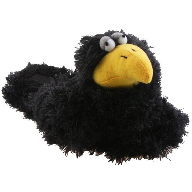 Tierhausschuhe Kinder Flip Flops Hausschuhe Komische Vögel