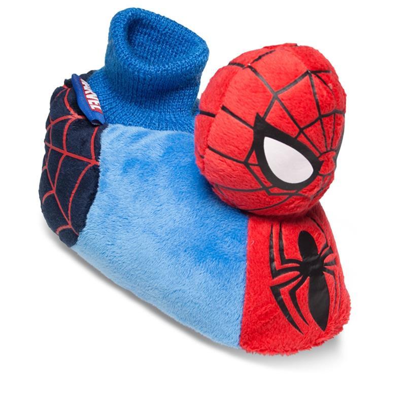 SAMs Kinder Hausschuhe Marvel Spider-Man, Blau