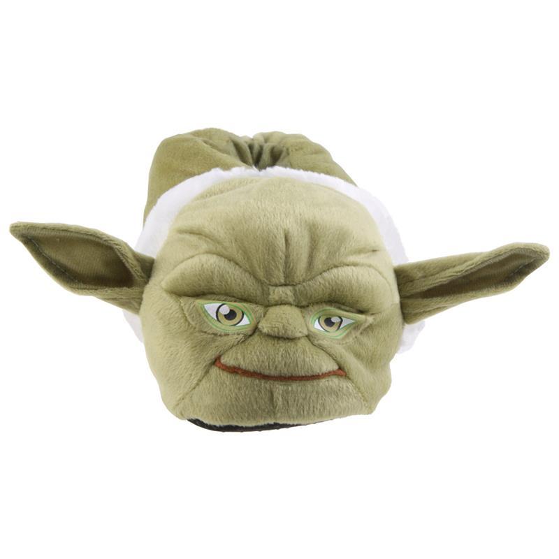 SAMs Unisex Hausschuhe Disney Star Wars Yoda, Grün