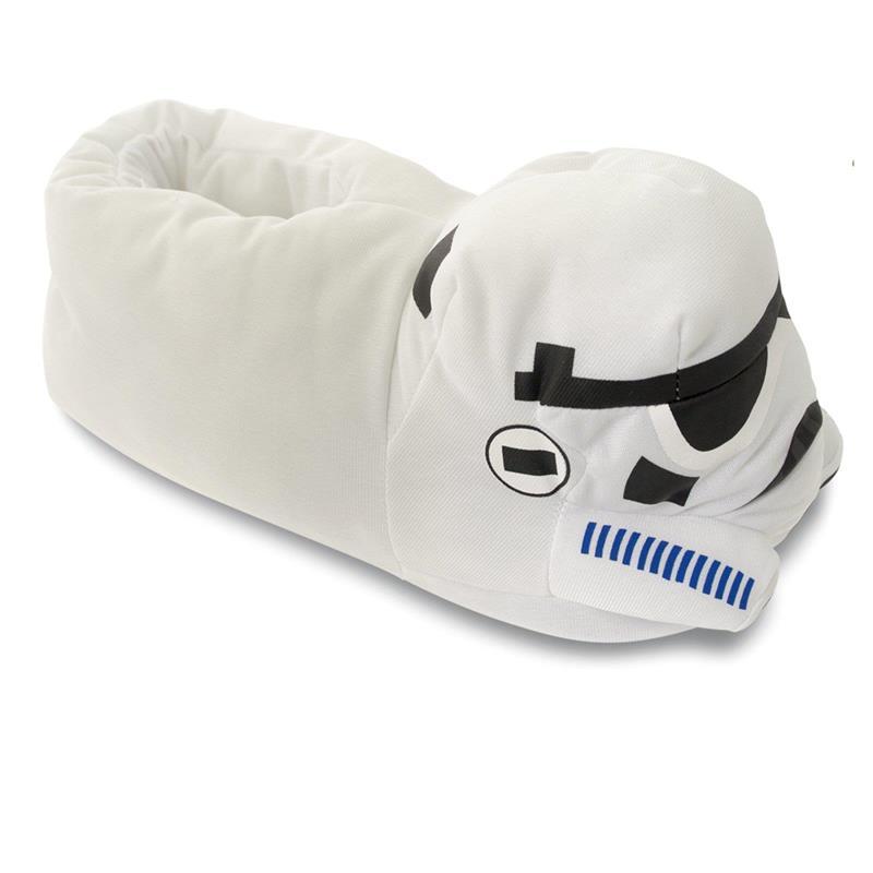 SAMs Herren Hausschuhe Disney Star Wars Stormtrooper, Weiß