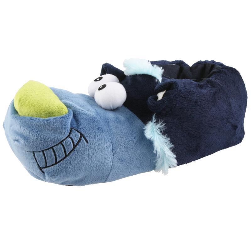 SAMs Herren Tierhausschuhe Hund, Blau