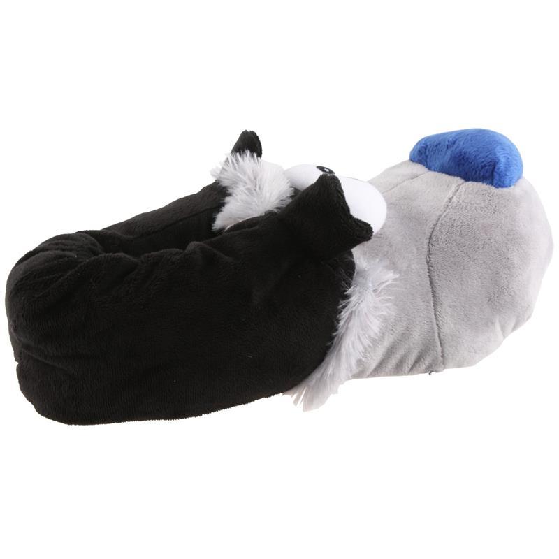 SAMs Tierhausschuhe Hund, Schwarz
