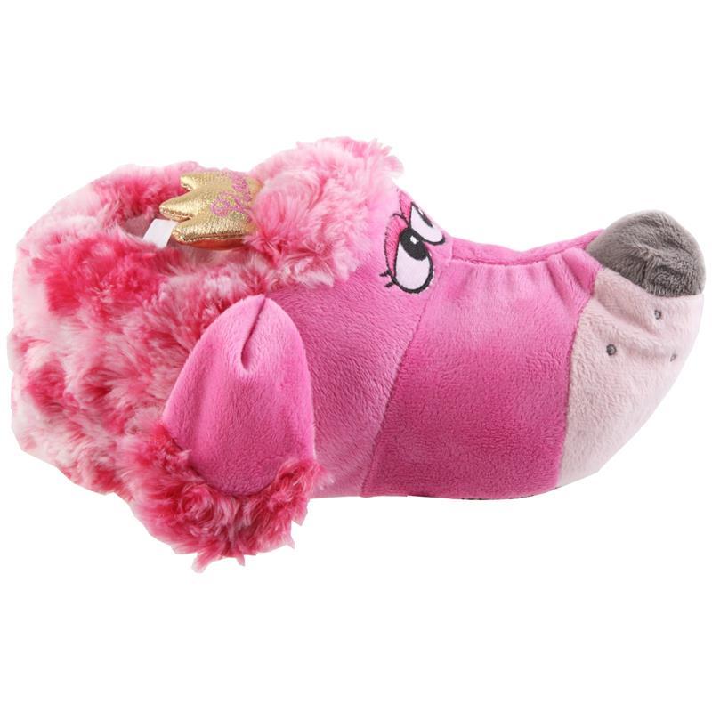 Tierhausschuhe Kinder Hausschuhe Hund Prinzessin, Pink