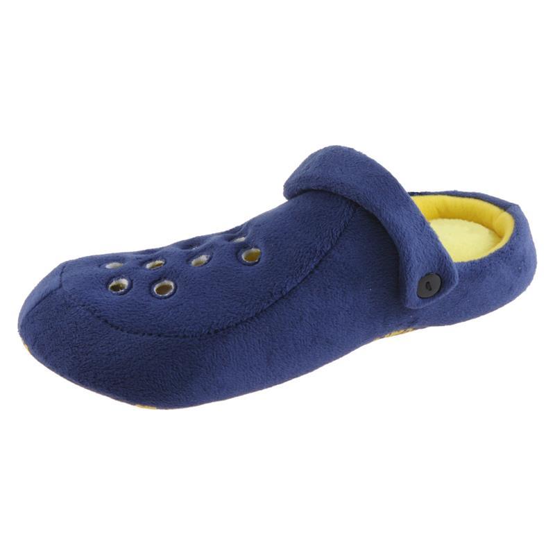 SAMs Unisex Hausschuhe Clogs, Blau