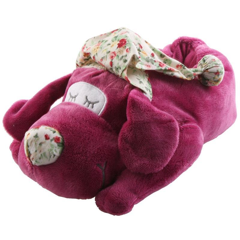Tierhausschuhe Hausschuhe Schlafmütze Hund