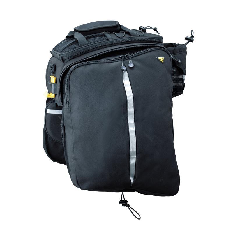 Topeak Gepäckträgertasche MTX TrunkBag EXP, Schwarz