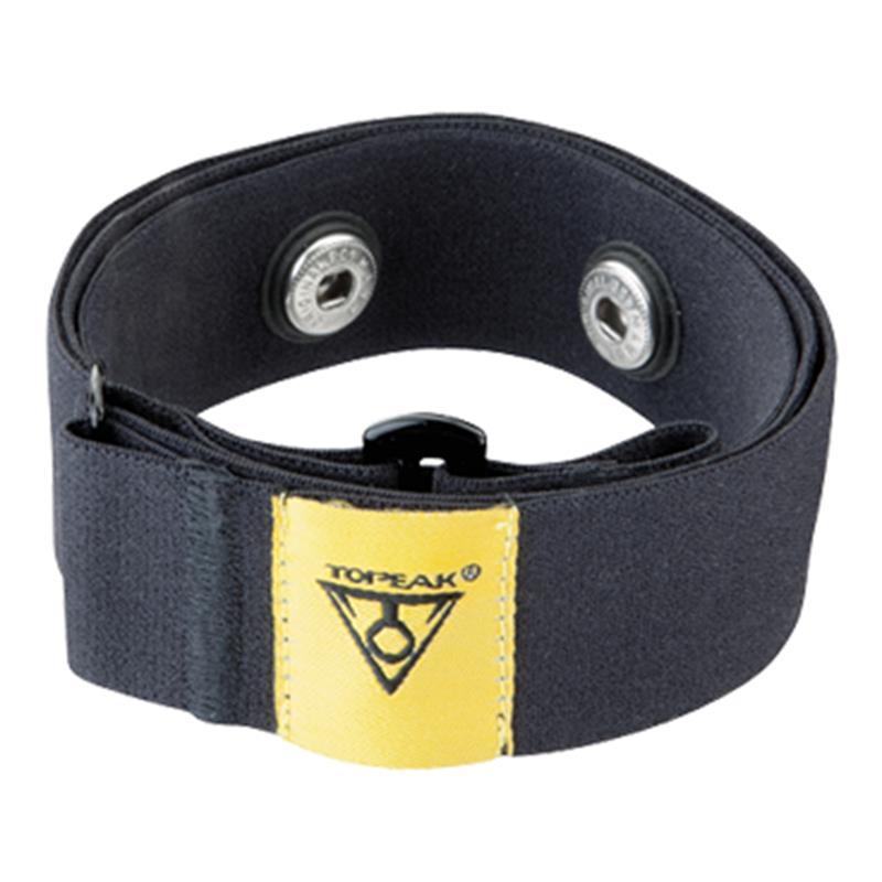 Topeak Brustgurt für PanoBike, Schwarz