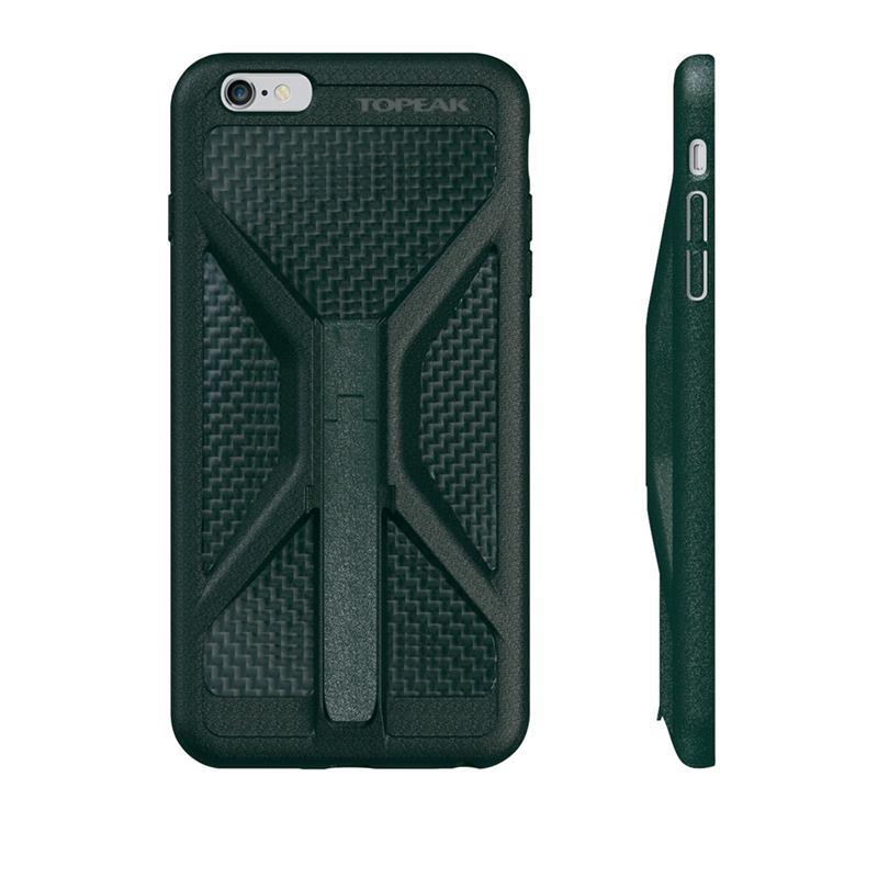 Topeak Handyhülle RideCase Kompatibel mit Apple iPhone 6 Plus