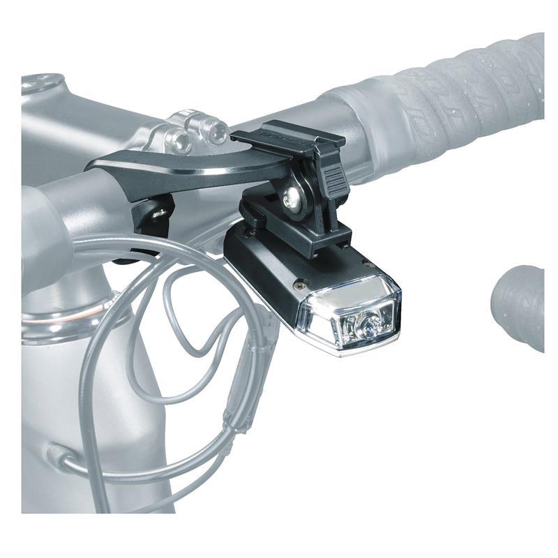 Topeak Lenkerhalterung RideCase PanoComputer SC Adapter, Schwarz