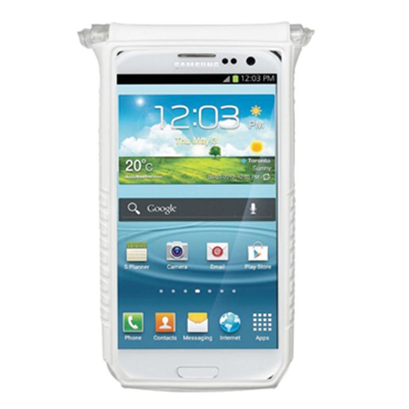 "Topeak Handyhülle Smartphone DryBag 5"", Weiß"