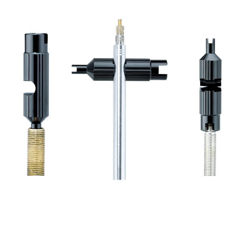 Topeak Ventilwerkzeug Valve Tool, Schwarz