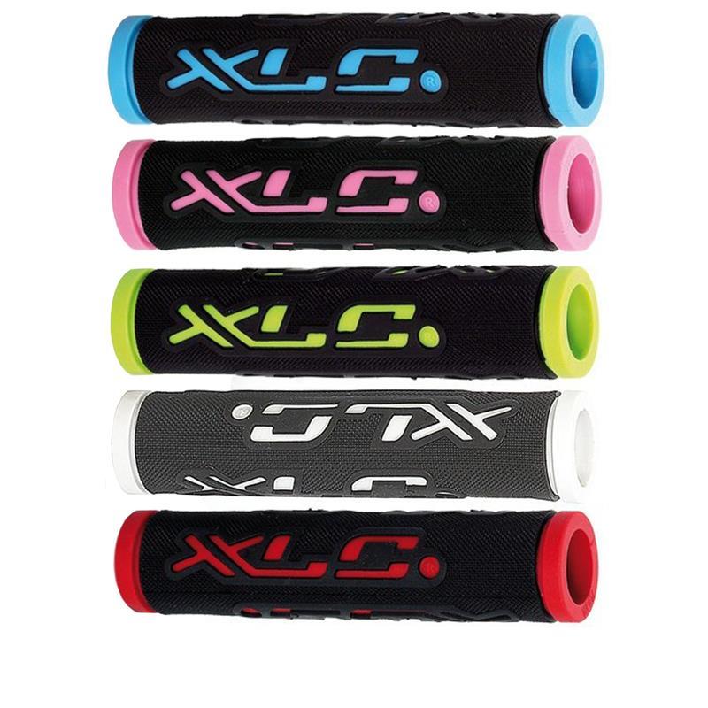 XLC Lenkergriffe Dual Colour 125 mm / 125 mm