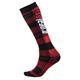 O'Neal Unisex Socken Pro MX Plaid, Rot