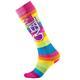 O'Neal Unisex Socken Pro MX Rainbow, Mehrfarbig