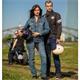 Germot Herren Motorradjeans Jason, Blau, L32