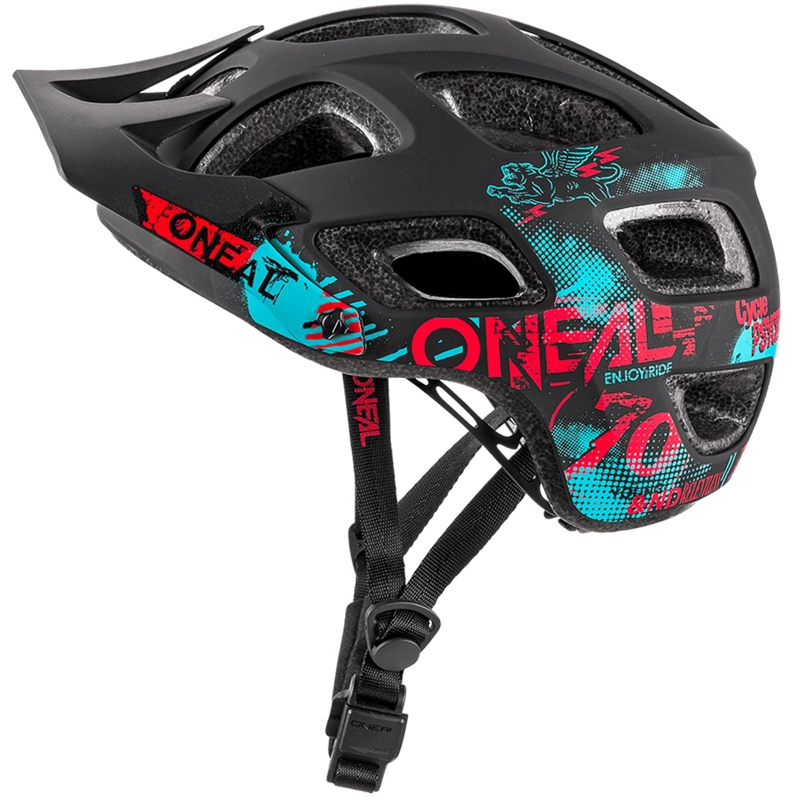 oneal thunderball helm all mountain bike fahrrad enduro. Black Bedroom Furniture Sets. Home Design Ideas