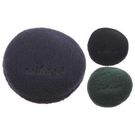 Earbags Fleece Logo Heat Embossed Wärmegeprägt Mütze Stirnband Warme Ohrenärmer Ohrenschützer
