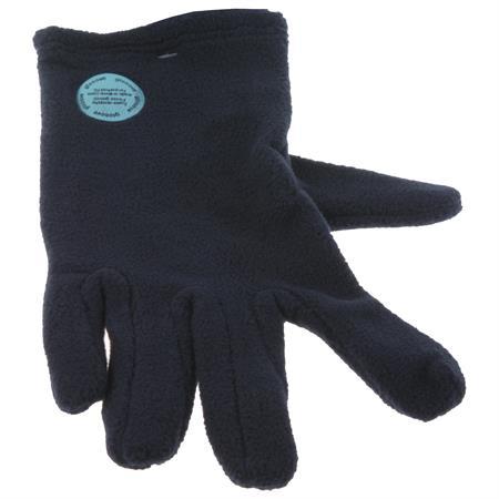 Earbags Glooove Woven Label Fleece Handschuhe Winter Weich Erwachsene Glove Pic:1