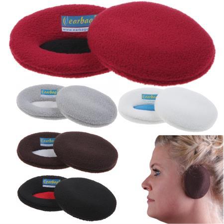 Earbags Jumbo Ohrenwärmer Ohrenschützer Mütze Stirnband Warme Ohren Original Extra Groß XXL