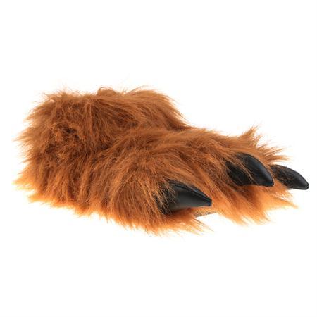 Monster Kralle Tier Hausschuhe Pantoffel Puschen Schlappen Kuscheltier Plüsch Damen Herren 36-47