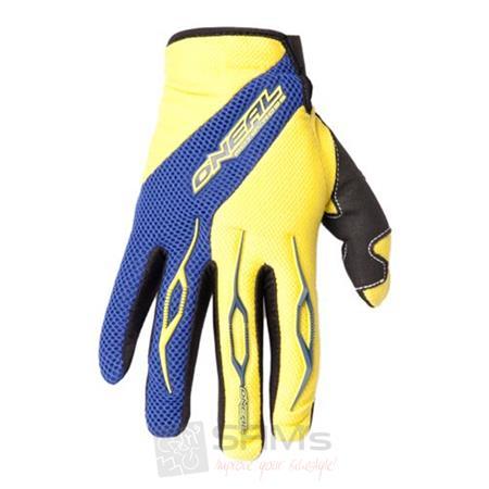O'Neal Element Handschuhe RACEWEAR gelb blau