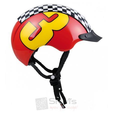 CASCO Kinder Helm Mini Generation Racer 3