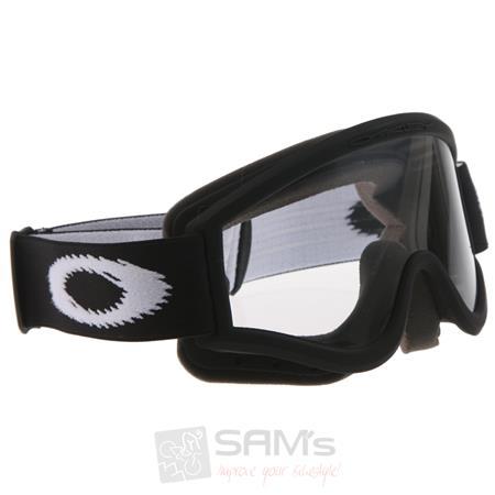 OAKLEY MX L Frame Matte Black / Clear