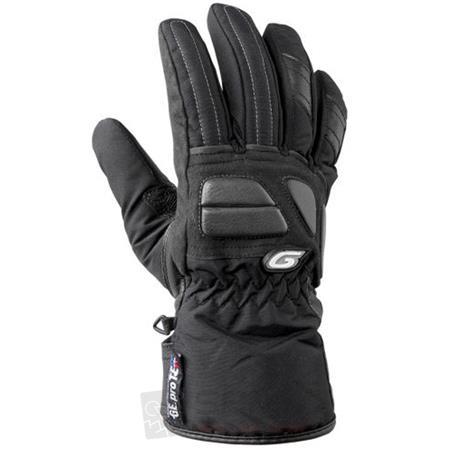 Germot Motorrad Handschuhe Tennessee Schwarz