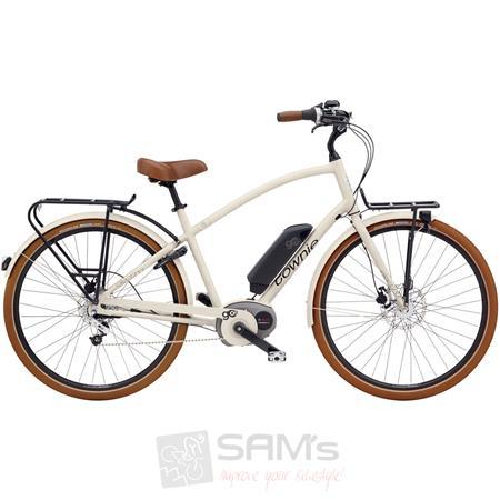 "Electra Herren Fahrrad Townie Commute GO! E-Bike, 8 Gang, 28"""