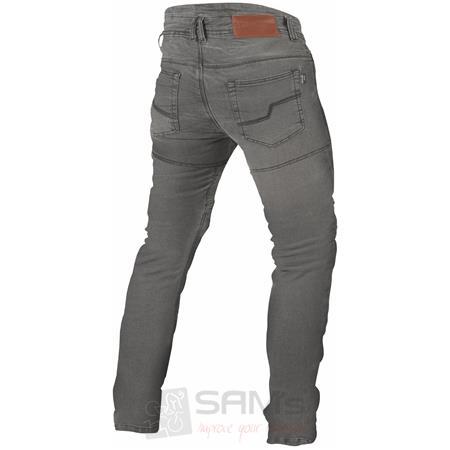 trilobite micas urban herren motorrad jeans grau. Black Bedroom Furniture Sets. Home Design Ideas