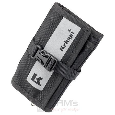 Kriega Stash Wallet Motorrad Geldbörse Brieftasche Geldbeutel Kleinteile Karten