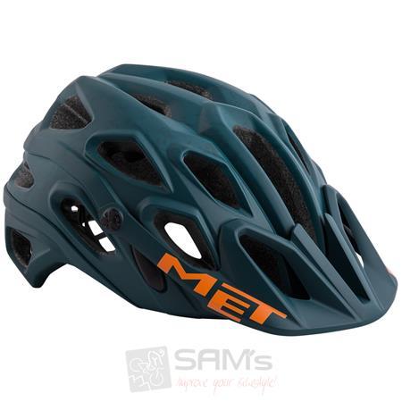 MET Lupo Mountainbike Fahrrad Helm Leicht