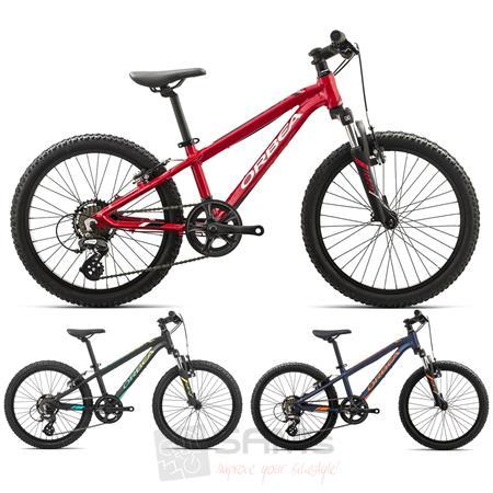 orbea mx 20 xc kinder fahrrad 7 gang mtb rad aluminium. Black Bedroom Furniture Sets. Home Design Ideas