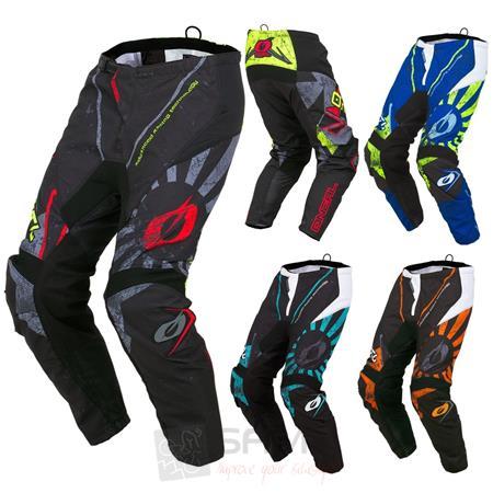 Gr/ö/ße 22 Farbe Orange ONeal Element Shred Kinder Motocross Hose MX Kids All Mountain Bike MTB Downhill Freeride DH FR 010E-S-Youth