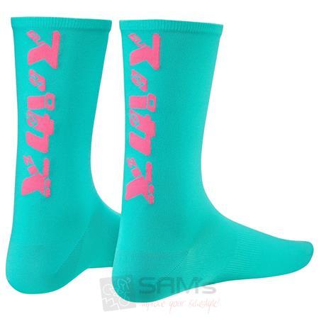 Supacaz Supasox Socken Katakana Atmungsaktiv Strümpfe Fahrrad Nylon Unisex 37-47