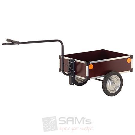 roland maxi fahrrad anh nger handwagen 79l transport. Black Bedroom Furniture Sets. Home Design Ideas